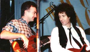 1988-12-04 The Cross - John Deacon and Brian May