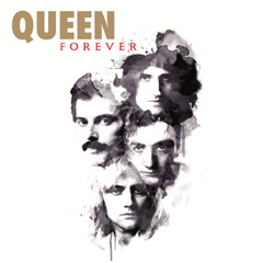 queen forever 2014 artwork