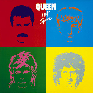 hot space 1982