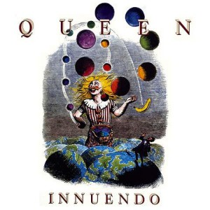 innuendo 1991 artwork