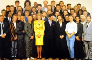 John Deacon Gala 1988