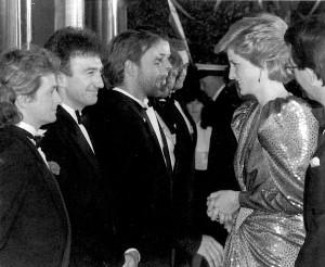 john-and princess-diana-1988 londyn