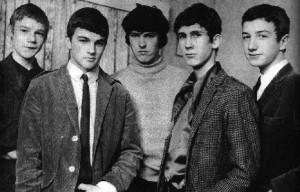 The Opposition - Nigel Bullen, Richard Young, Ron Chester, Dave Williams i John Deacon
