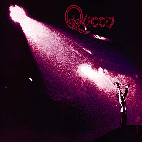 Queen 1973 artwork