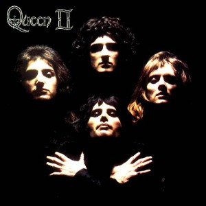 Queen II 1974 artwork
