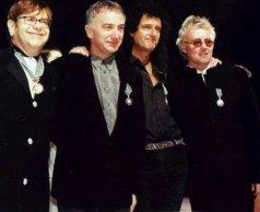 Queen + Elton John 1997