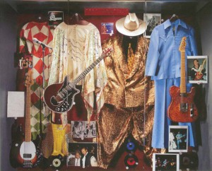 Hard Rock Cafe w Cleveland John Deacon