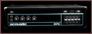 Acoustic 370 - cena ok. 200 dolarów