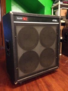 Głośniki Sunn 412-L- cena ok. 300 dolarów