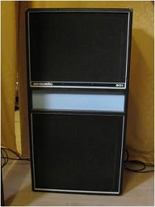 Acoustic 301 - cena 100-400 dolarów