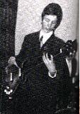 John Deacon - gitara basowa Eko