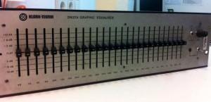 Korektor graficzny firmy Klark-Teknik - przykładowy model z lat 80. Cena ok. 550 dolarów