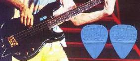 pick kostka do gry John Deacon