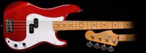 Fender Precision elite I - model poglądowy, cena od 800 do 1,4 tys. dolarów
