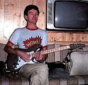 Stratocaster John Deacon