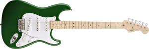 Stratocaster - model poglądowy, cena od 1,5 tys. do 3 tys. dolarów.