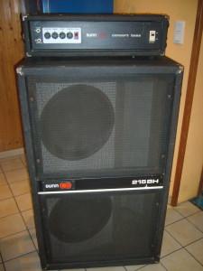 Sunn 215-BH - głośnik, cena ok. 300 dolarów