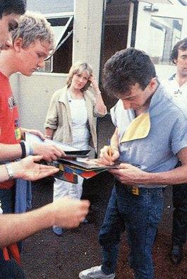 john deacon queen 1982